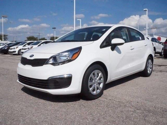 2016 Kia Rio LX 4dr Sedan 6A - Fort Worth TX