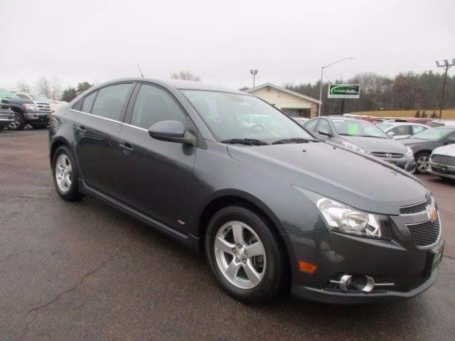 2013 Chevrolet Cruze 1LT Auto 4dr Sedan w/1SD - Fort Worth TX