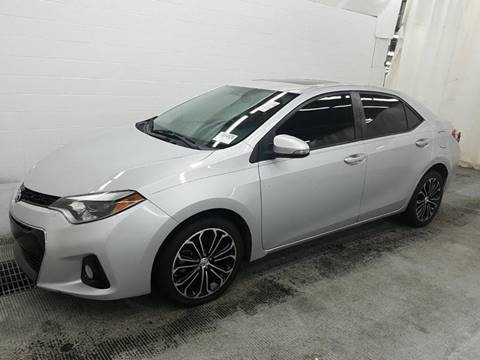 2014 Toyota Corolla for sale in Fort Worth, TX