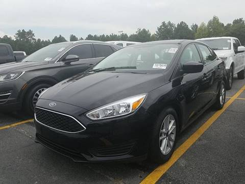 2018 Ford Focus for sale in Fort Worth, TX