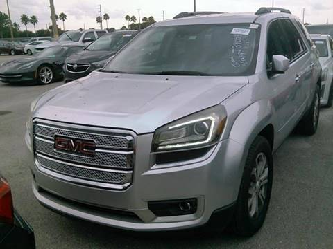 2015 GMC Acadia for sale in Fort Worth, TX