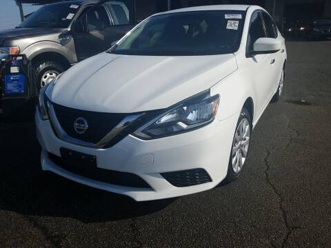 2016 Nissan Sentra for sale at Watson Auto Group in Fort Worth TX