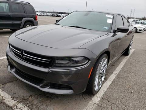 2015 Dodge Charger for sale at Watson Auto Group in Fort Worth TX