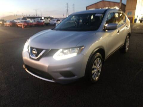 2016 Nissan Rogue for sale at Watson Auto Group in Fort Worth TX