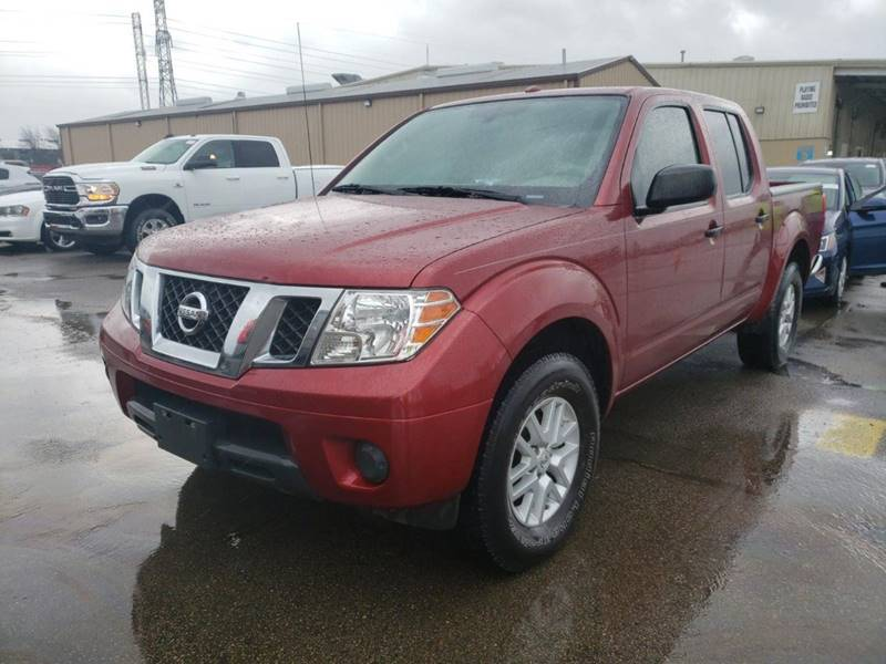 2016 Nissan Frontier for sale at Watson Auto Group in Fort Worth TX