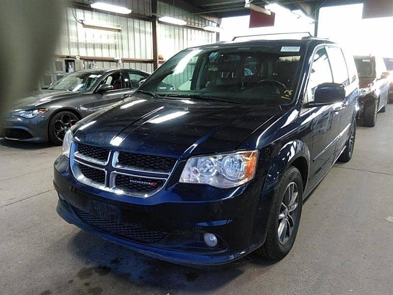 2017 Dodge Grand Caravan for sale at Watson Auto Group in Fort Worth TX
