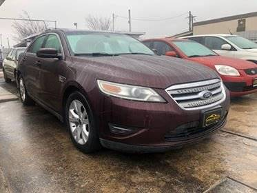 2011 Ford Taurus for sale at Watson Auto Group in Fort Worth TX