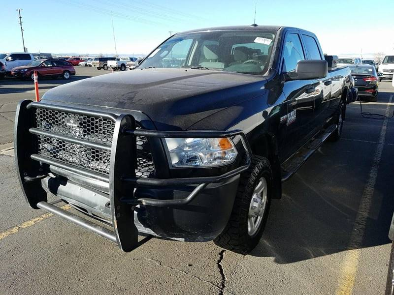 2017 RAM Ram Pickup 2500 for sale at Watson Auto Group in Fort Worth TX