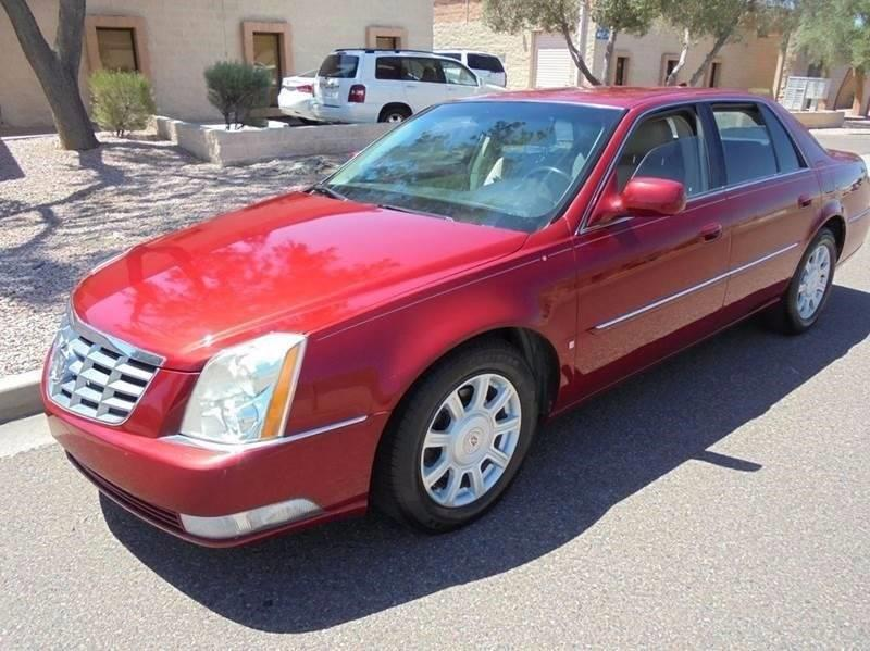 2010 Cadillac DTS Luxury Collection 4dr Sedan - Fort Worth TX