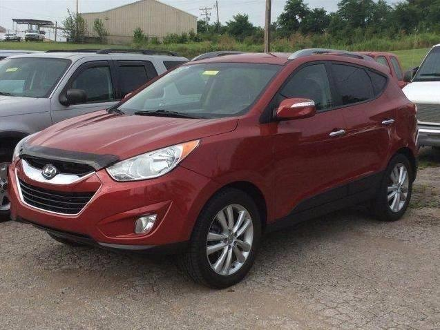 2013 Hyundai Tucson  - Fort Worth TX