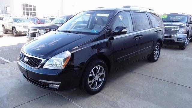 2014 Kia Sedona LX 4dr Mini-Van LWB - Fort Worth TX