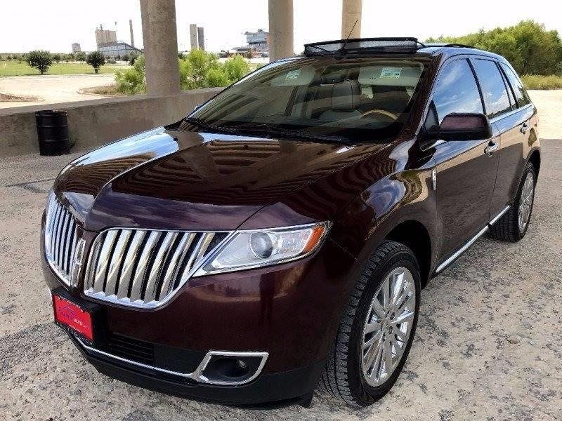 2011 Lincoln MKX 4dr SUV - Fort Worth TX