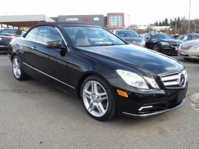 2011 Mercedes-Benz E-Class E 350 2dr Convertible - Fort Worth TX