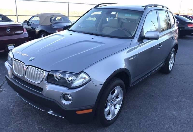 2007 BMW X3 AWD 3.0si 4dr SUV - Fort Worth TX