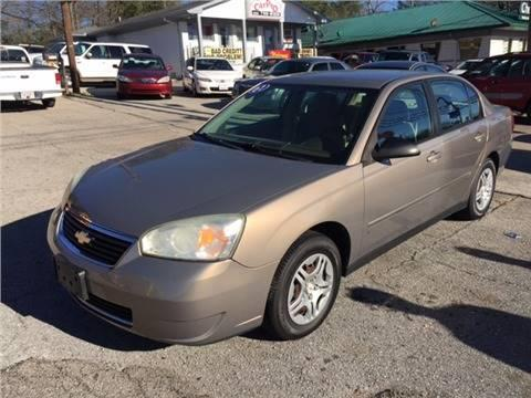 2007 Chevrolet Malibu  - Fort Worth TX