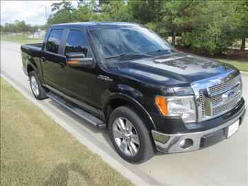 2011 Ford F-150 for sale in Magnolia, TX