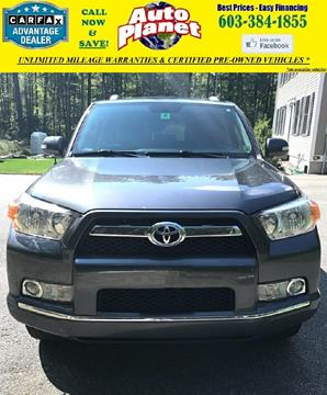2013 Toyota 4Runner for sale in Goffstown, NH