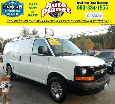 2008 Chevrolet Express Cargo for sale in Goffstown, NH