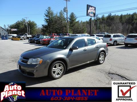 2012 Dodge Avenger for sale in Goffstown, NH