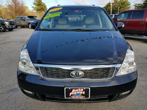 2012 Kia Sedona for sale in Goffstown, NH