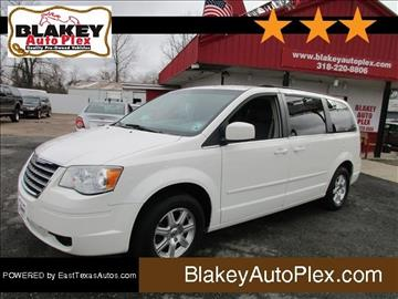 2008 Chrysler Town and Country for sale in Shreveport, LA