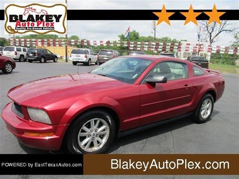 2006 Ford Mustang for sale in Shreveport, LA