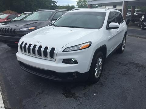 2017 Jeep Cherokee for sale in Cairo, GA