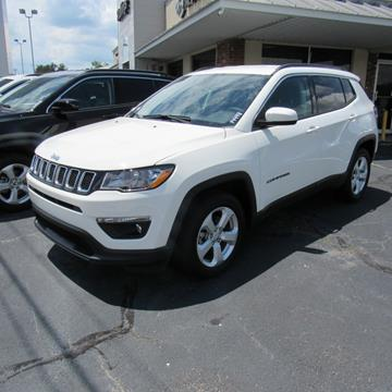 2017 Jeep Compass for sale in Cairo, GA