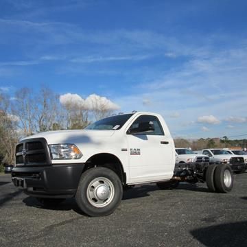 2018 RAM Ram Chassis 3500 for sale in Cairo, GA