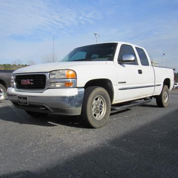 2000 GMC Sierra 2500 for sale in Cairo, GA