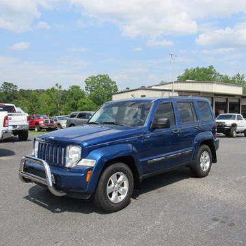 2010 Jeep Liberty for sale in Cairo, GA