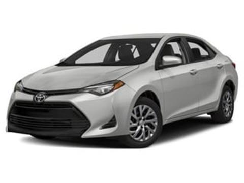 2018 Toyota Corolla for sale in Cairo, GA