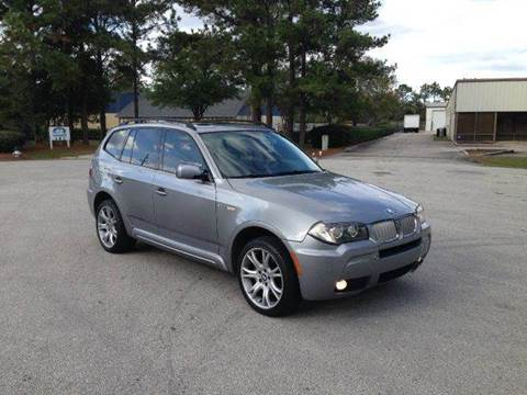2007 BMW X3 for sale at Global Auto Exchange in Longwood FL
