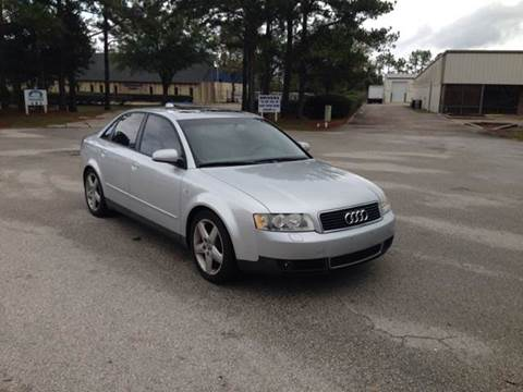 2004 Audi A4 for sale at Global Auto Exchange in Longwood FL