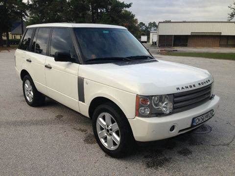2003 Land Rover Range Rover for sale at Global Auto Exchange in Longwood FL