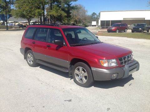 1999 Subaru Forester for sale at Global Auto Exchange in Longwood FL