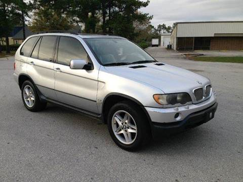 2000 BMW X5 for sale at Global Auto Exchange in Longwood FL