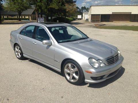 2006 Mercedes-Benz C-Class for sale at Global Auto Exchange in Longwood FL