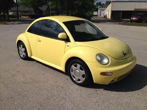 1999 Volkswagen New Beetle for sale at Global Auto Exchange in Longwood FL