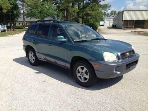 2003 Hyundai Santa Fe for sale at Global Auto Exchange in Longwood FL