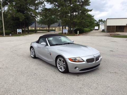 2003 BMW Z4 for sale at Global Auto Exchange in Longwood FL