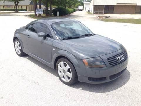 2000 Audi TT for sale at Global Auto Exchange in Longwood FL