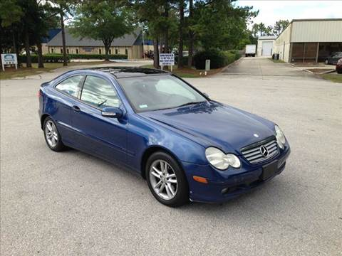 2002 Mercedes-Benz C-Class for sale at Global Auto Exchange in Longwood FL