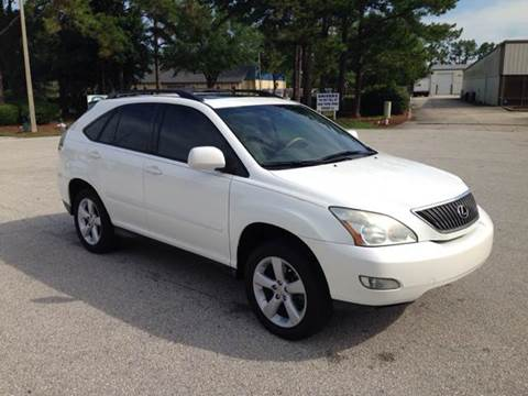 2006 Lexus RX 330 for sale at Global Auto Exchange in Longwood FL
