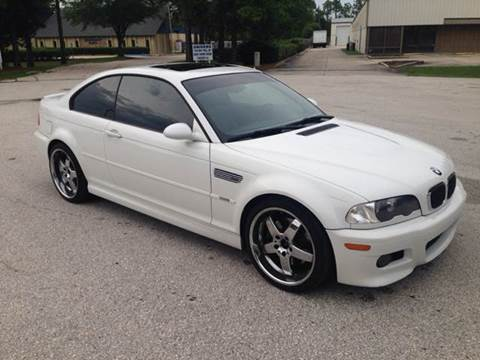 2002 BMW M3 for sale at Global Auto Exchange in Longwood FL