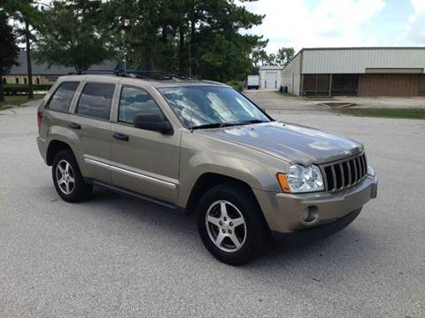 2005 Jeep Grand Cherokee for sale at Global Auto Exchange in Longwood FL