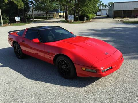 1994 Chevrolet Corvette for sale at Global Auto Exchange in Longwood FL