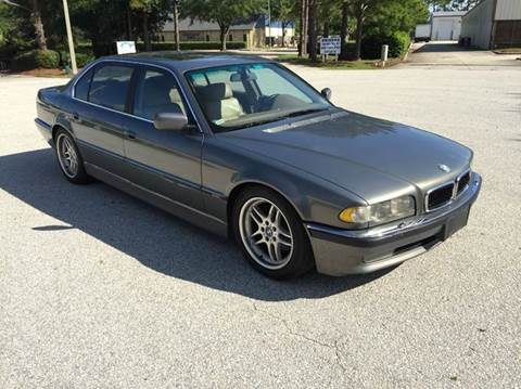 2001 BMW 7 Series for sale at Global Auto Exchange in Longwood FL