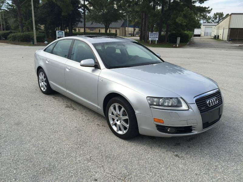 2005 Audi A6 for sale at Global Auto Exchange in Longwood FL
