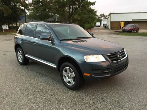 2006 Volkswagen Touareg for sale at Global Auto Exchange in Longwood FL